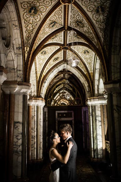 Mount Stuart Wedding Photography