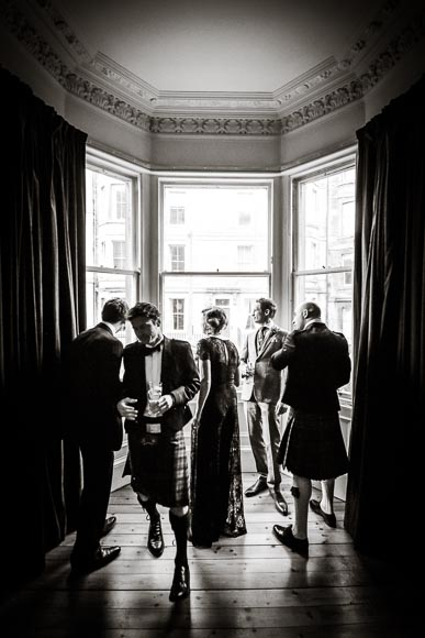 Mansfield Traquair Wedding Photographers