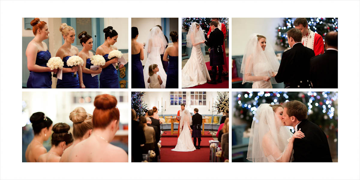 The mess and wedding