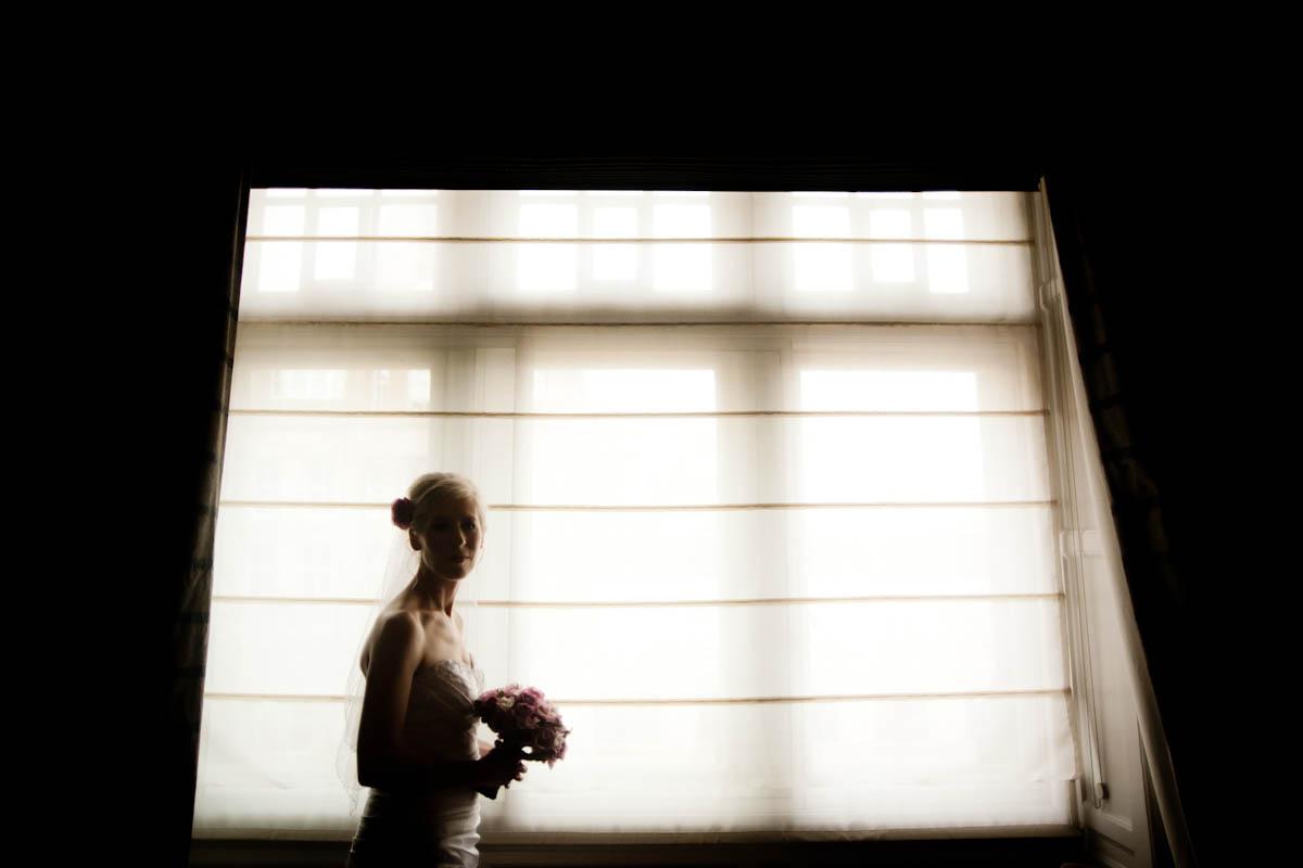 House for an Art Lover Wedding